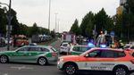 Стрельба в Мюнхене: появились первые фото и видео