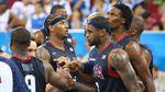 Самая яркая баскетбольная команда мира снова на паркете