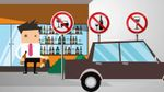 На скільки зросли штрафи для водіїв-п'яниць