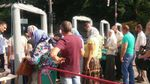 По центру Киева движется первая колонна верующих