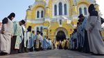 Річниця хрещення Русі-України: УПЦ КП також організувала хресну ходу