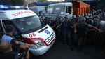 Протистояння у Єревані: снайпер убив поліцейського