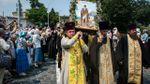 """В СБУ розповіли, яких провокаторів виявили у """"хресній ході"""" УПЦ МП"""