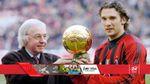 2004 – Андрій Шевченко отримав нагороду кращого футболіста Європи
