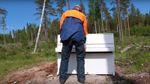 Блогер показал, как эффектно подорвать пианино
