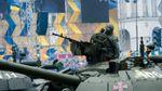 В Києві відгримів парад: ефектні фото військових та потужної техніки