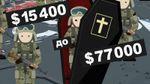 Скільки коштує життя російського найманця