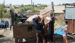 Сім'я ромів покинула скандальне село на Одещині: опубліковані фото