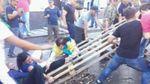 В Одесі жорстоко розігнали наметове містечко