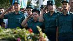 Горы цветов и тысячи рыдающих узбеков: Ислама Каримова похоронили в Самарканде