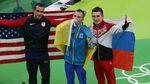 Олімпійський чемпіон Верняєв розповів, чому вважає себе патріотом