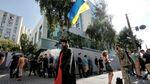 """Скандал с """"Интером"""": в ЕС отреагировали на поджог офиса канала"""
