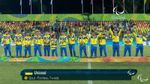 Героям слава! – паралімпійські чемпіони з футболу зарядили патріотичним гаслом