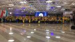 Как в Украине встречали паралимпийских чемпионов, которые посвятили победу воинам АТО