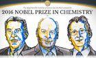 Назвали імена лауреатів Нобелівської премії з хімії