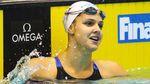 """Українка  здобула """"золото"""" і """"срібло"""" на етапі Кубка Світу з плавання"""