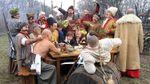 На Київщині колоритно відсвяткували День козацтва