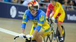 Украинка завоевала золото на ЧЕ по велоспорту