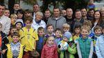 Як Андрій Шевченко зустрівся з дітьми-пластунами у Великобританії