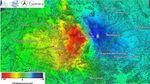 Через землетрус в Італії суттєво зсунулася земна кора