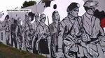 Поляки створили рекордний патріотичний мурал до Дня Незалежності