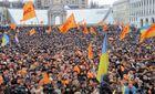 12 лет Оранжевой революции: как это было