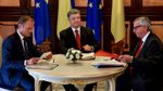 Україна отримає скромну суму за підсумками саміту Україна-ЄС