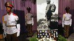 На Кубе началась церемония прощания с Фиделем Кастро