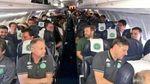 Появилось последнее видео из разбившегося в Колумбии самолета