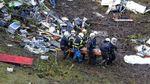 Мы падаем, помогите!  – появилась последняя запись с самолета, разбившегося в Колумбии