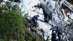 Вцілілі в авіакатастрофі з футболістами в Колумбії розповіли про останні хвилини перед падінням