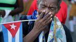 Портреты, цветы и слезы: как Куба прощалась с Фиделем Кастро