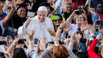 Папі Римському Франциску – 80: правила життя понтифіка