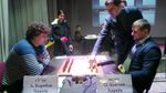 Чемпионат Украины по шахматам: закономерные победы и неожиданные поражения