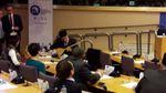 Жива кримськотатарська музика вперше прозвучала в Європарламенті: з'явилося відео