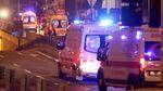 Появилось видео мощного взрыва в Стамбуле