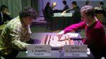 Чемпіонат України з шахів: фаворити вийшли в  лідери