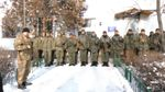 Місця проведення виборів охороняють у стані підвищеної бойової готовності