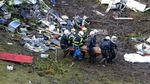 В катастрофе самолета с бразильскими футболистами нашли виновных