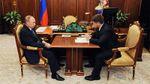 Кадыров от имени народа попросил Путина быть вечным президентом