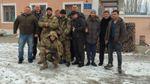 """""""95 квартал"""" приехал к украинским военным"""