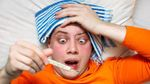 Эпидпорог заболеваемости гриппом и ОРВИ превышен почти по всей Украине
