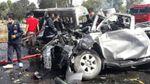 Появились жуткие фото смертельной аварии в Таиланде: от авто почти ничего не осталось