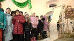 Діти написали найдовшого в Україні листа Святому Миколаю