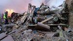 З'явилось моторошне відео з місця падіння літака у Киргизстані