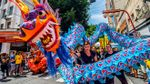 Як у світі відзначають китайський Новий рік: яскраві фото
