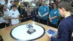 В Черкассах провели турнир по робототехнике