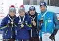 Украинские биатлонисты проигнорировали гимн России на чемпионате Европы