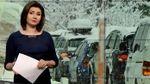 Выпуск новости за 12:00: Сильный снегопад в Киеве. Контрабанда в рублях