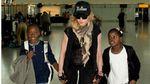 Многодетная мама: появились первые фото усыновленных детей Мадонны